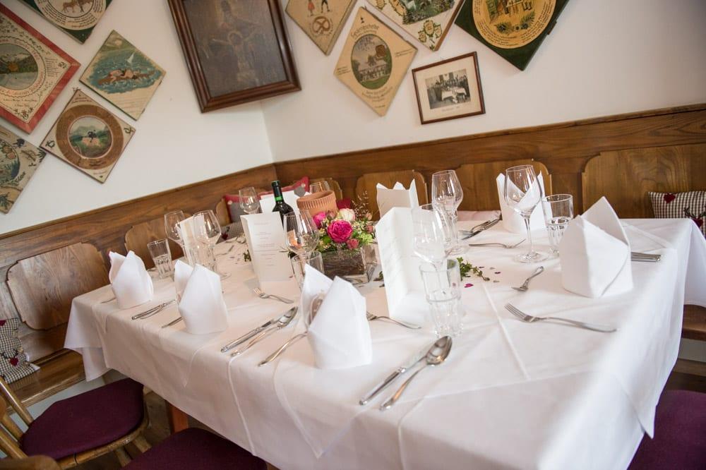 Hochzeitstafel, Grundlsee, Steinernes Meer, Ausseerland, Hochzeit in den Bergen, Hochzeitsshooting, Hochzeitsfotograf, Wedding, Wedding Photographer, Land Salzburg, Lorenz Masser