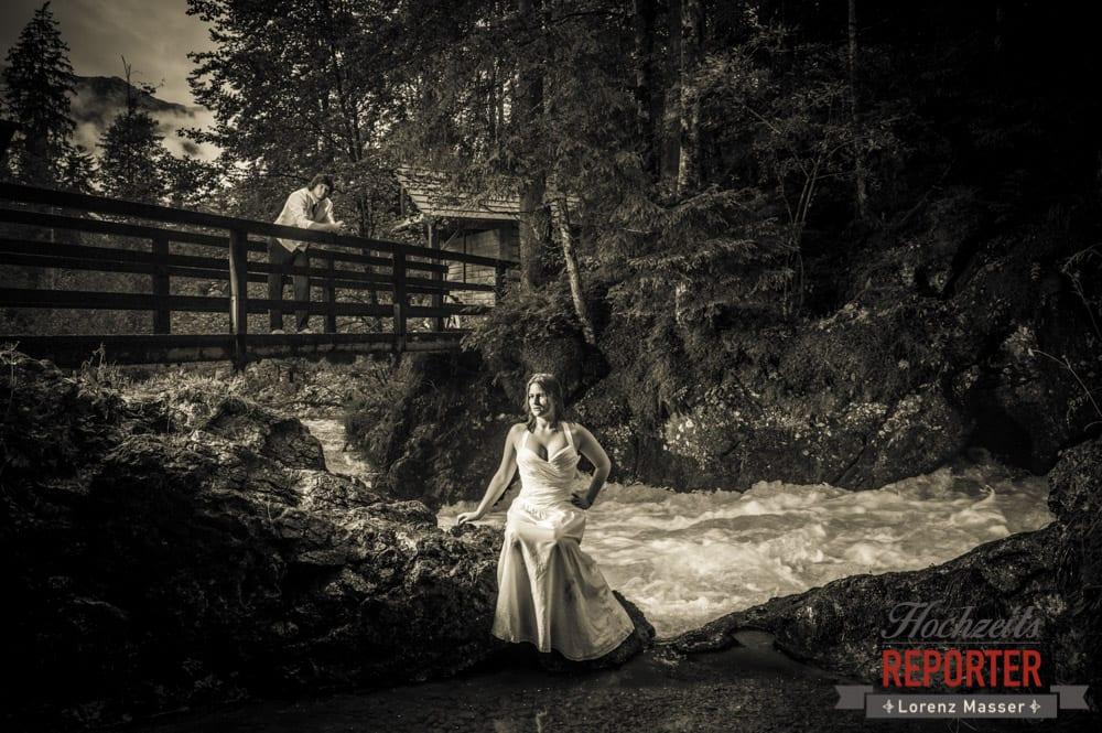 Brautpaar, Trash the Dress, Brautpaar, Hochzeits shooting, Hochzeitsfotograf, Wedding Photographer, Grundlsee, Land Salzburg, Lorenz Masser