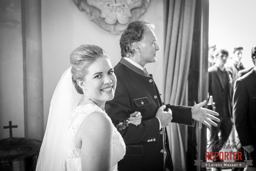 Braut mit Vater, Winterbauer, Altenmarkt, Wedding, Wedding Photographer, Hochzeitsfotograf, Land Salzburg, Lorenz Masser