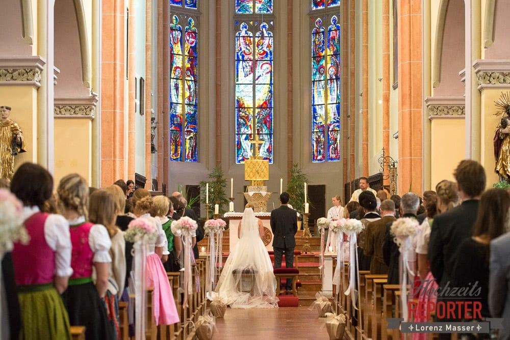 Trauung, Brautpaar, Kirche, Winterbauer, Altenmarkt, Wedding, Wedding Photographer, Hochzeitsfotograf, Land Salzburg, Lorenz Masser