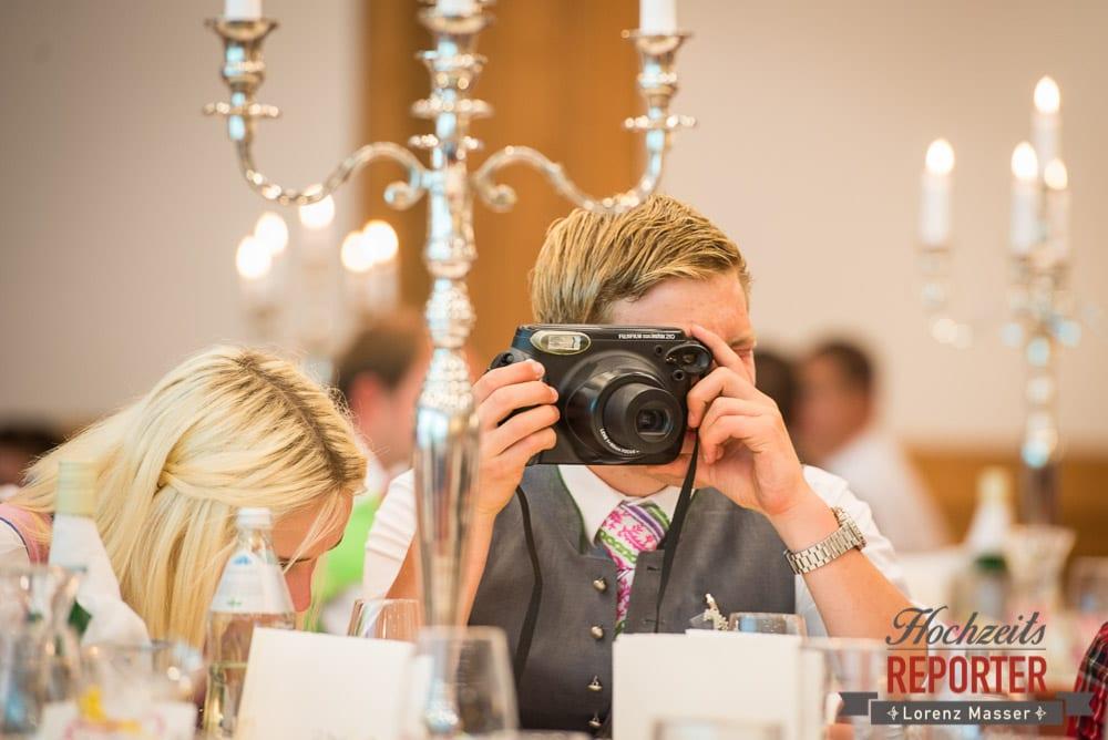 Polaroidkamera, Winterbauer, Altenmarkt, Wedding, Wedding Photographer, Hochzeitsfotograf, Land Salzburg, Lorenz Masser