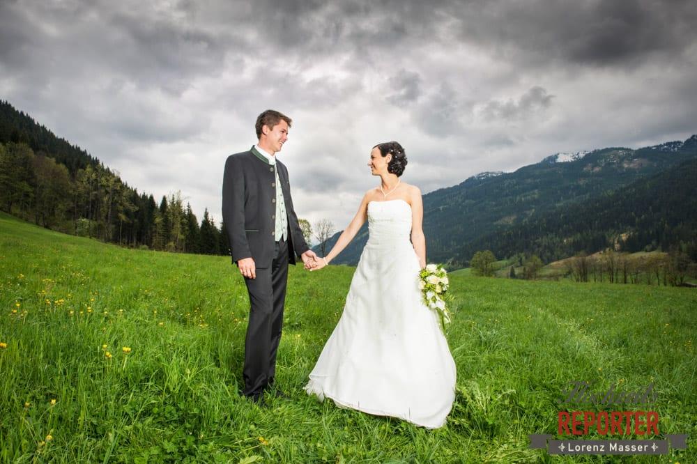 Brautpaar, Radstadt, Hochzeitsfotograf, Wedding Photographer,Land Salzburg,  Lorenz Masser