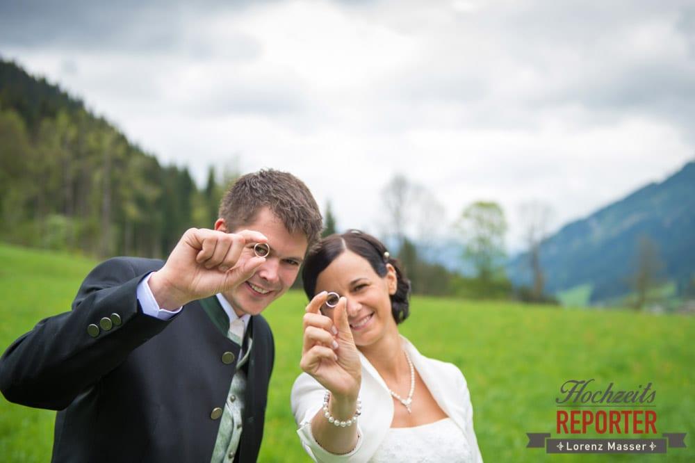 Brautstrauß, Eheringe, Radstadt, Hochzeitsfotograf, Wedding Photographer,Land Salzburg,  Lorenz Masser