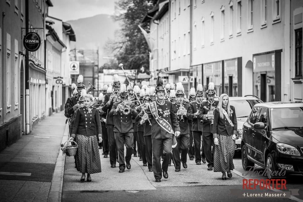 Musikkapelle, Trachtenkapelle, Radstadt, Hochzeitsfotograf, Wedding Photographer,Land Salzburg,  Lorenz Masser