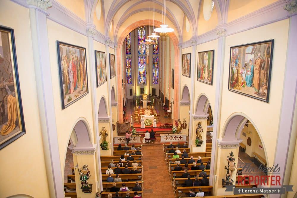 Kirchliche Hochzeit in Radstadt, Radstadt, Hochzeitsfotograf, Wedding Photographer,Land Salzburg,  Lorenz Masser