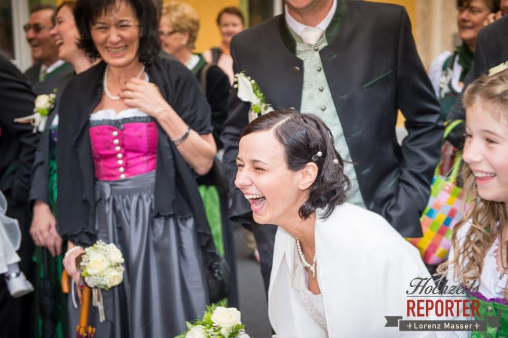 Braut lacht, Radstadt, Hochzeitsfotograf, Wedding Photographer,Land Salzburg,  Lorenz Masser