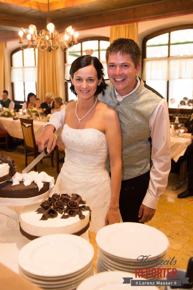 Anschneiden der Torte, Radstadt, Hochzeitsfotograf, Wedding Photographer,Land Salzburg,  Lorenz Masser