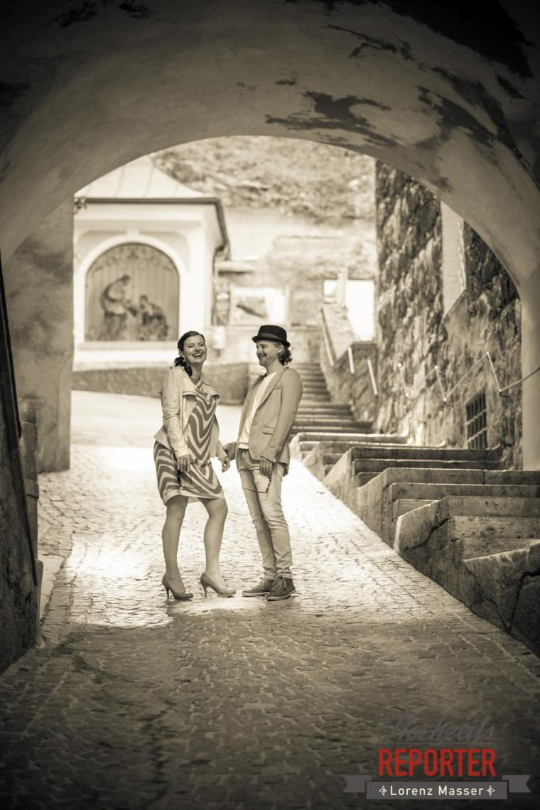 Außergewöhnliche Hochzeit, Kapuzienerberg, Altstadt Salzburg, Hochzeit, Hochzeitsfotograf, Wedding, Wedding Photographer,Fotograf Land Salzburg, Lorenz Masser
