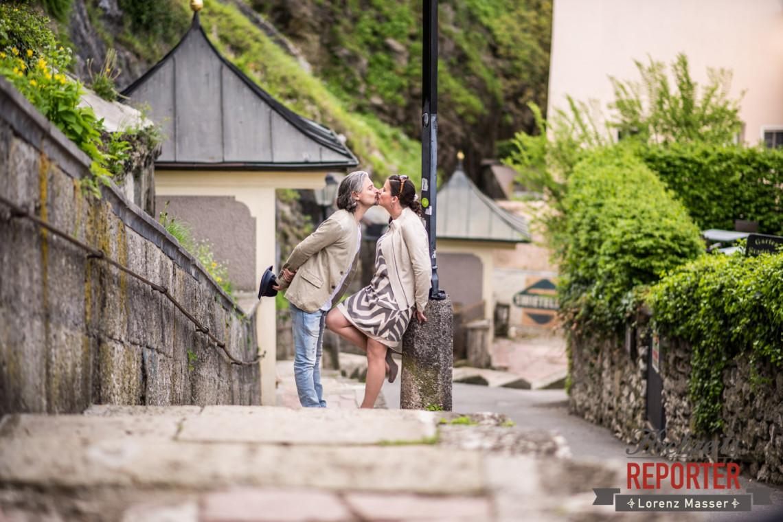 Brautpaar, Fotoshooting, Kapuzienerberg, Altstadt Salzburg, Hochzeit, Hochzeitsfotograf, Wedding, Wedding Photographer,Fotograf Land Salzburg, Lorenz Masser