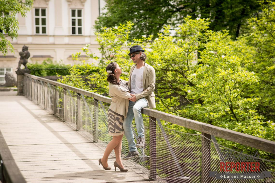 Brautpaar, Schloss Mirabell, Altstadt Salzburg, Hochzeit, Hochzeitsfotograf, Wedding, Hochzeitsshooting, Wedding Photographer,Fotograf Land Salzburg, Lorenz Masser