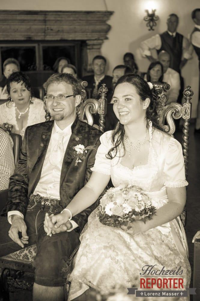 Brautpaar, Trauung, Hochzeit, Schloss Mittersill, Mittersill, Hochzeit, Hochzeitsfotograf, Wedding Photographer,Fotograf Land Salzburg, Lorenz Masser