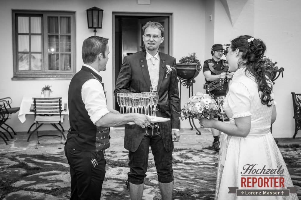 Sektempfang, Hochzeit, Schloss Mittersill, Mittersill, Hochzeit, Hochzeitsfotograf, Wedding Photographer,Fotograf Land Salzburg, Lorenz Masser