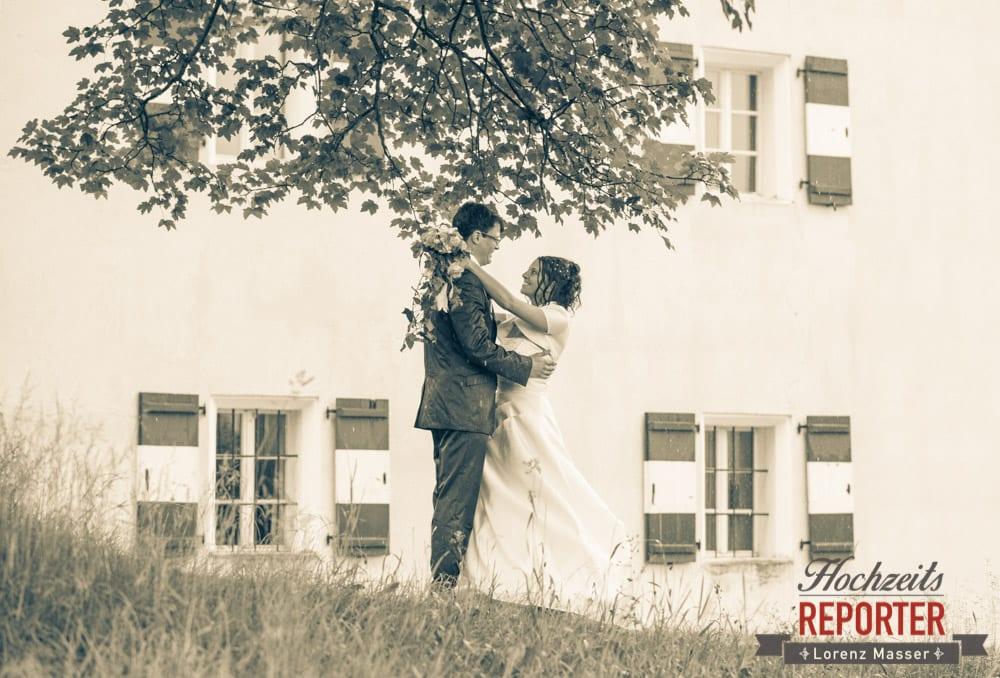 Hochzeitsfotos unter Baum, Radstadt, Wedding Photographer, Hochzeit,Hochzeitsfotograf, Land Salzburg, Lorenz Masser