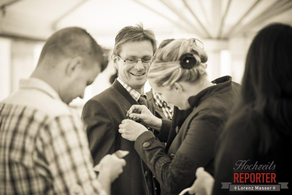 Anstecker anstecken, Radstadt, Wedding Photographer, Hochzeit,Hochzeitsfotograf, Land Salzburg, Lorenz Masser