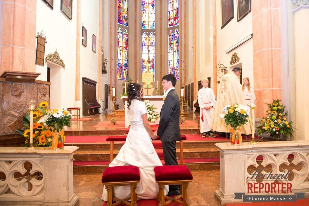Kirchliche Trauung, Radstadt, Wedding Photographer, Hochzeit,Hochzeitsfotograf, Land Salzburg, Lorenz Masser