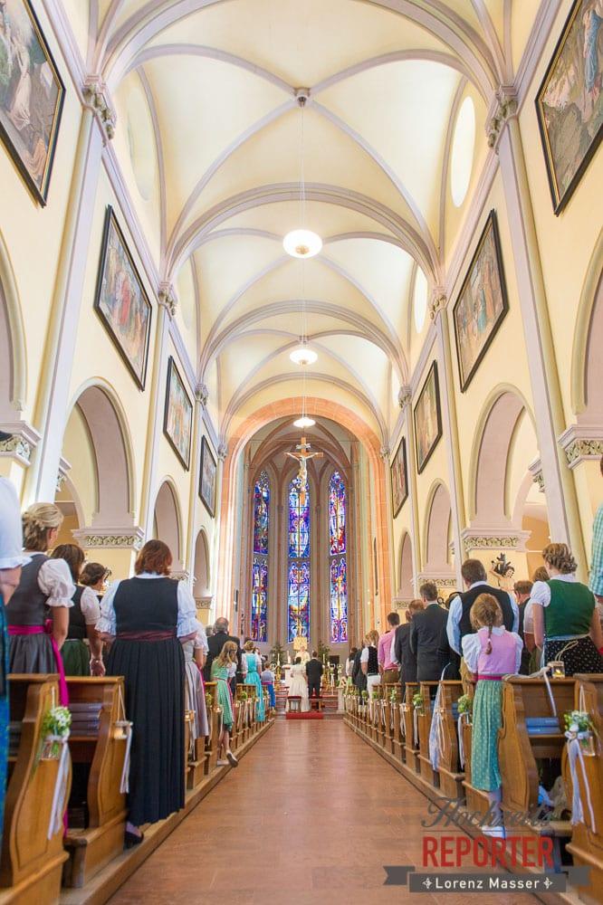 Kirche bei Trauung, Radstadt, Wedding Photographer, Hochzeit,Hochzeitsfotograf, Land Salzburg, Lorenz Masser