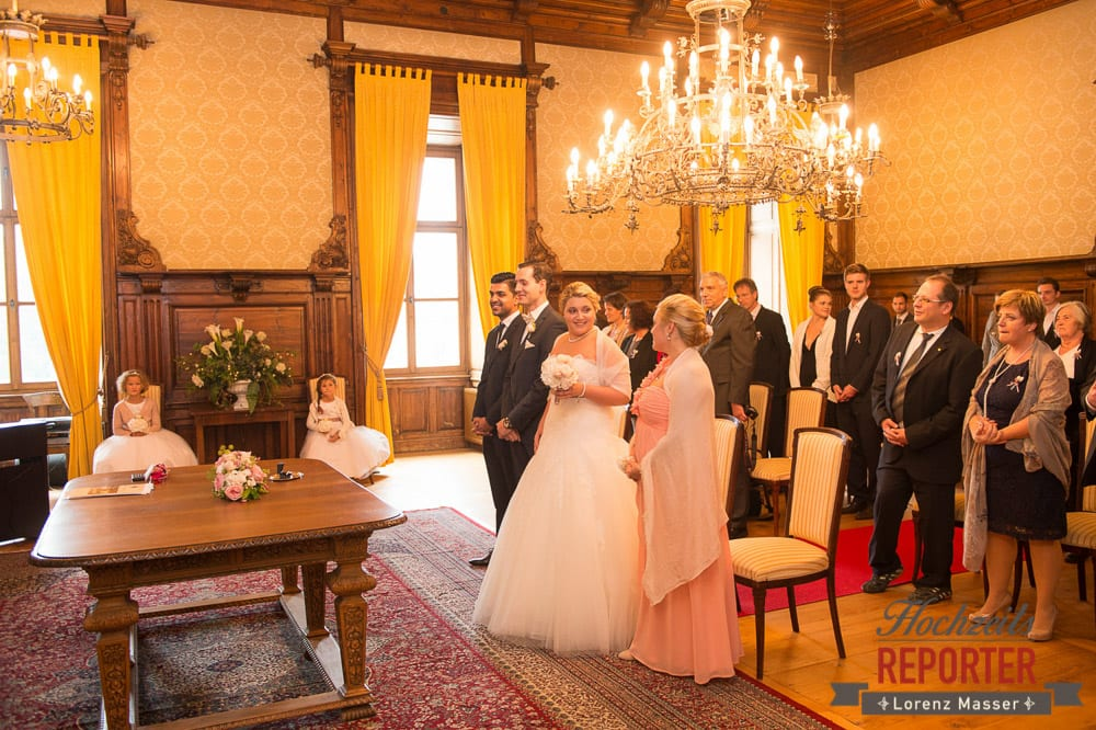 Trauung,  Mondsee, Schloss,  Wedding Photographer, Hochzeit,Hochzeitsfotograf, Land Salzburg, Lorenz Masser