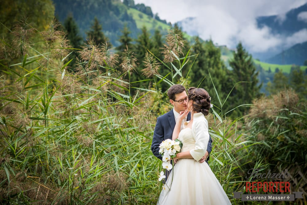 Brautpaar kurz vorm Kuss, Schloss Prielau, Zell am See,  Wedding Photographer, Hochzeit,Hochzeitsfotograf, Land Salzburg, Lorenz Masser