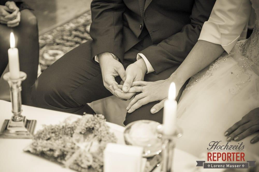 Hände mit Ringen drauf, Schloss Prielau, Zell am See,  Wedding Photographer, Hochzeit,Hochzeitsfotograf, Land Salzburg, Lorenz Masser
