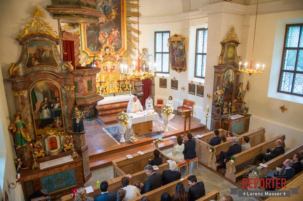 Kirche, Trauung, Brautpaar, Schloss Prielau, Zell am See,  Wedding Photographer, Hochzeit,Hochzeitsfotograf, Land Salzburg, Lorenz Masser
