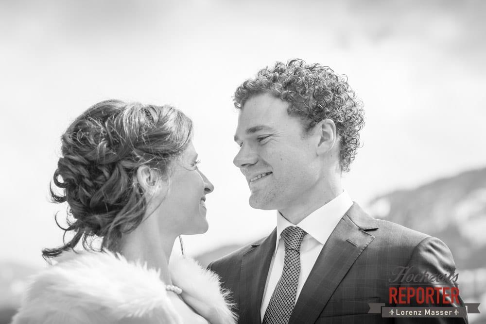 Brautpaar, Pichl, Ramsau, Hochzeitsfotograf, Wedding photographer, Land Salzburg, Lorenz Masser