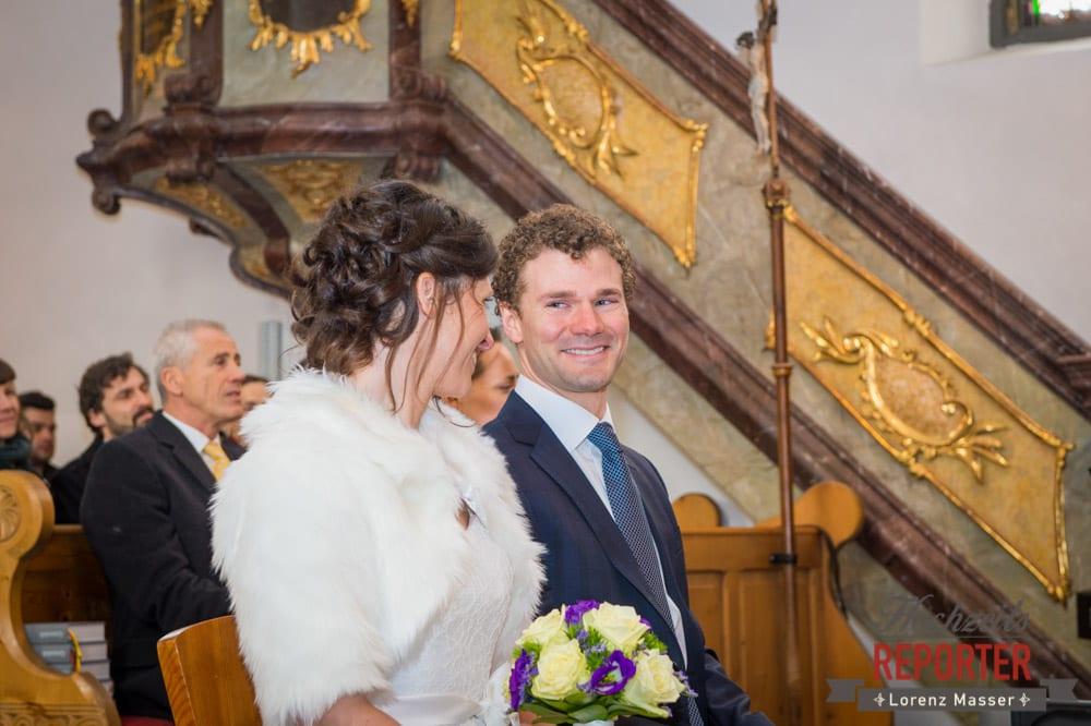 Kuss, Brautpaar, Pichl, Ramsau, Hochzeitsfotograf, Wedding photographer, Land Salzburg, Lorenz Masser