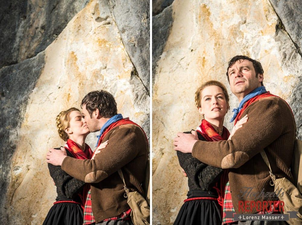 Engagement Shooting, Verlobungshooting, Hochzeitsfotograf Salzburg, Klettern, Hochzeitsreporter