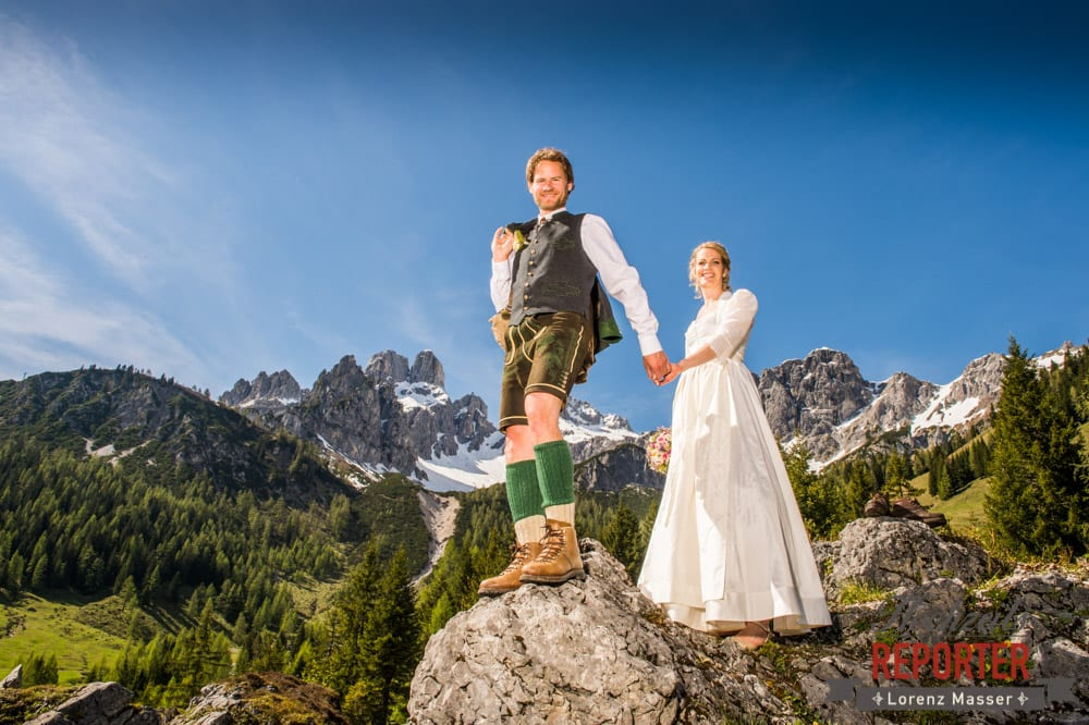 Portrait, Unterhofalm, Filzmoos, Wedding, Hochzeit, Hochzeitsfotograf, Lorenz Masser, Land Salzburg