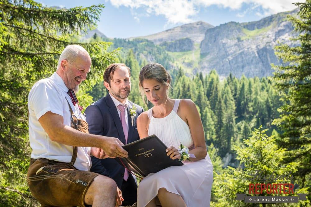 Unterschrift, Gnadenalm, Obertauern, Johanneswasserfall, Hochzeitsfotograf, Land Salzburg, Lorenz Masser