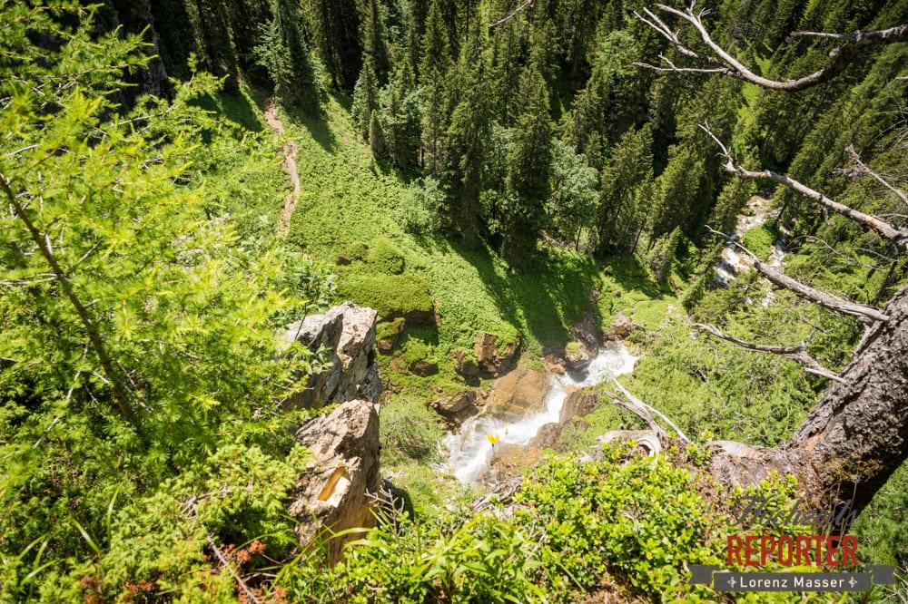 Natur, Grün, Gnadenalm, Obertauern, Johanneswasserfall, Hochzeitsfotograf, Land Salzburg, Lorenz Masser