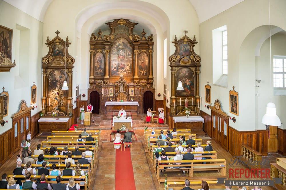 Kirche bei Trauung, Hochzeit, Radstadt, Hochzeitsfotograf, Land Salzburg, Lorenz Masser