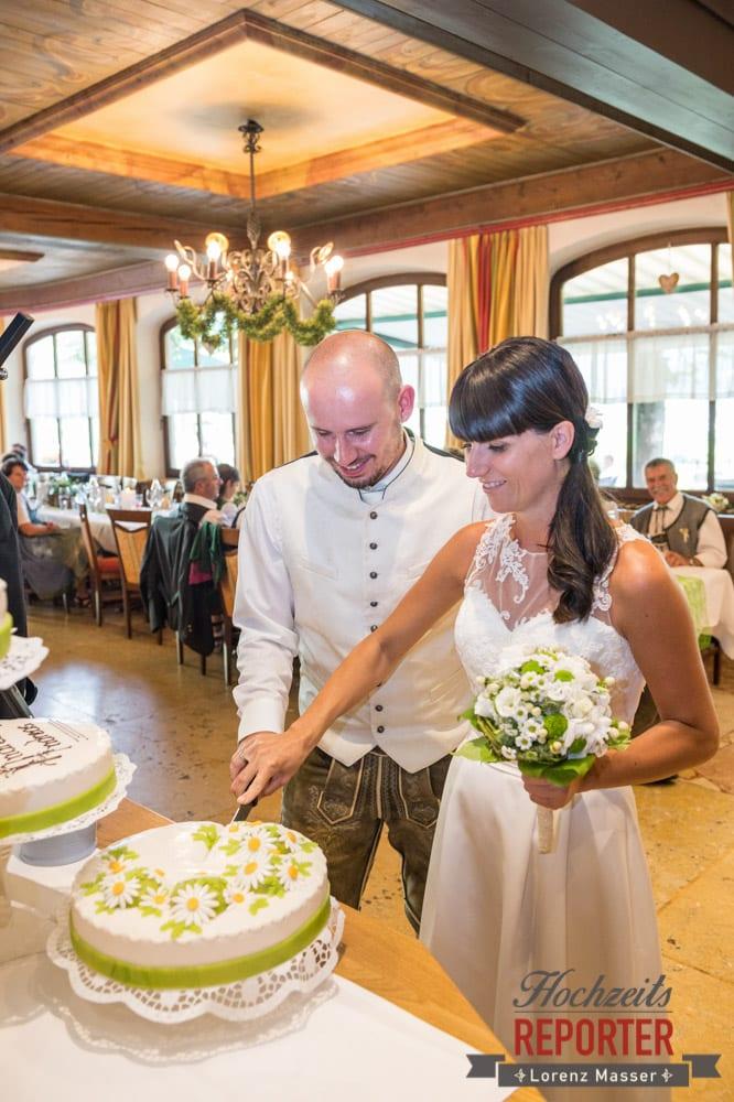 Anschneiden der Torte, Hochzeit, Radstadt, Hochzeitsfotograf, Land Salzburg, Lorenz Masser