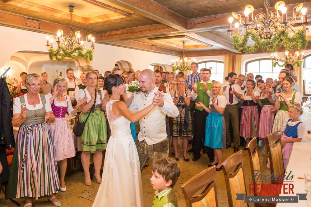 Erster Tanz, Hochzeit, Radstadt, Hochzeitsfotograf, Land Salzburg, Lorenz Masser