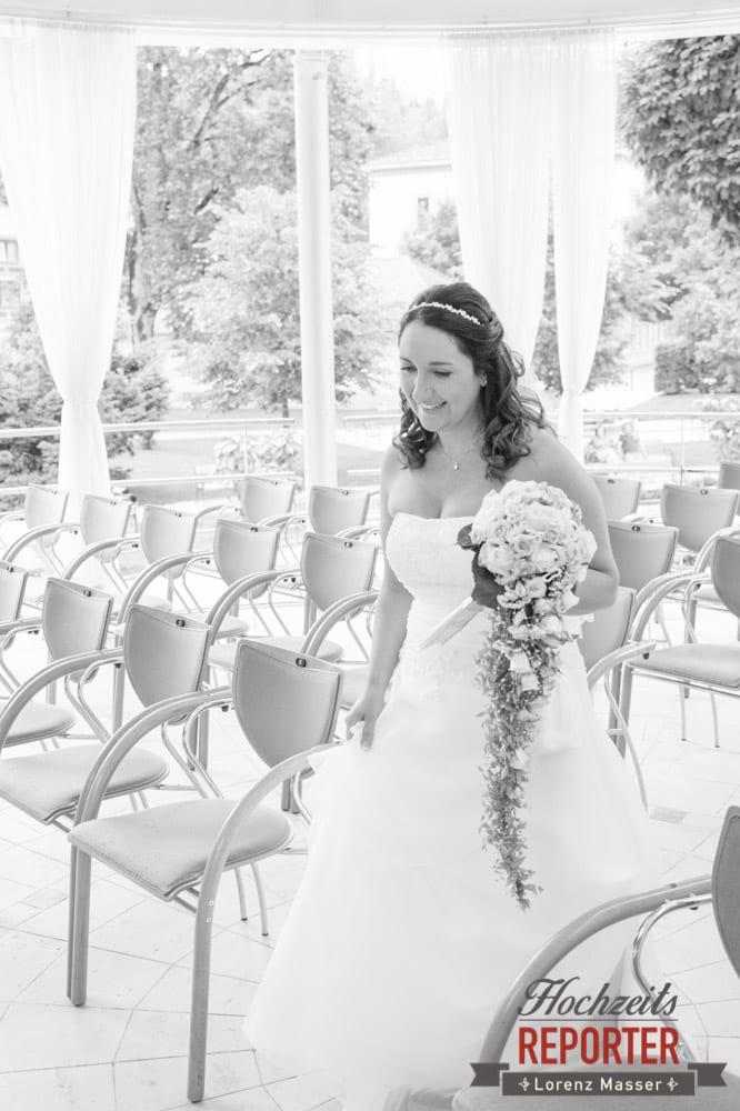 Braut, Standesamtliche Hochzeit, Bad Aussee, Hochzeitsfotograf, Land Salzburg, Lorenz Masser