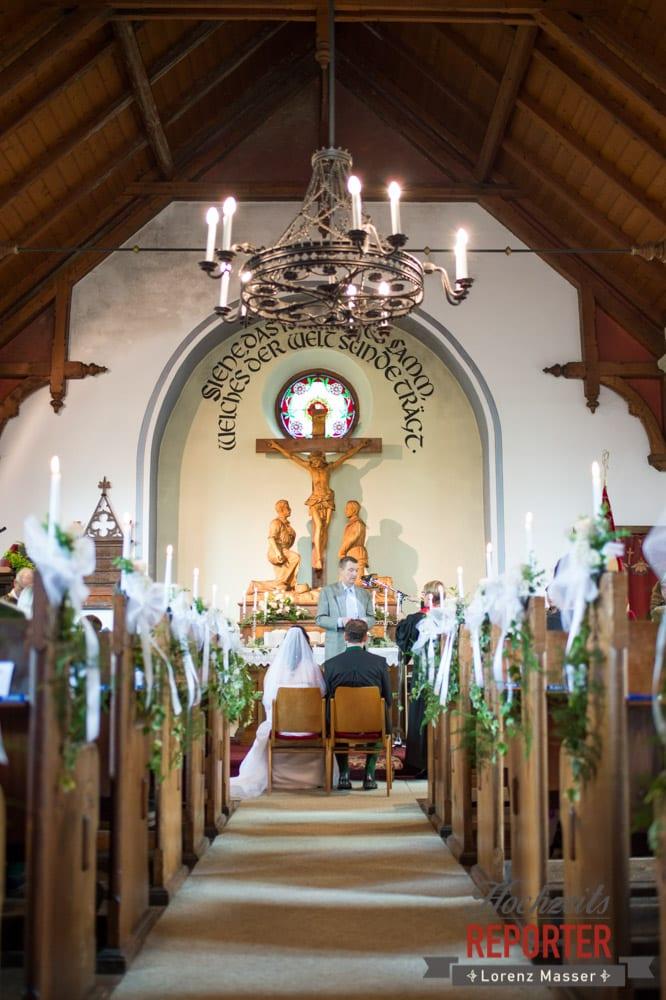 Trauung in Kirche, Bad Aussee, Hochzeitsfotograf, Land Salzburg, Lorenz Masser