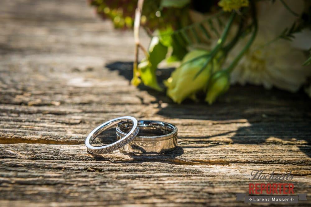 Detail, Ringe, Silberringe, Hochzeit, Hochzeitsfotograf, Wagrain, Land Salzburg, Lorenz Masser