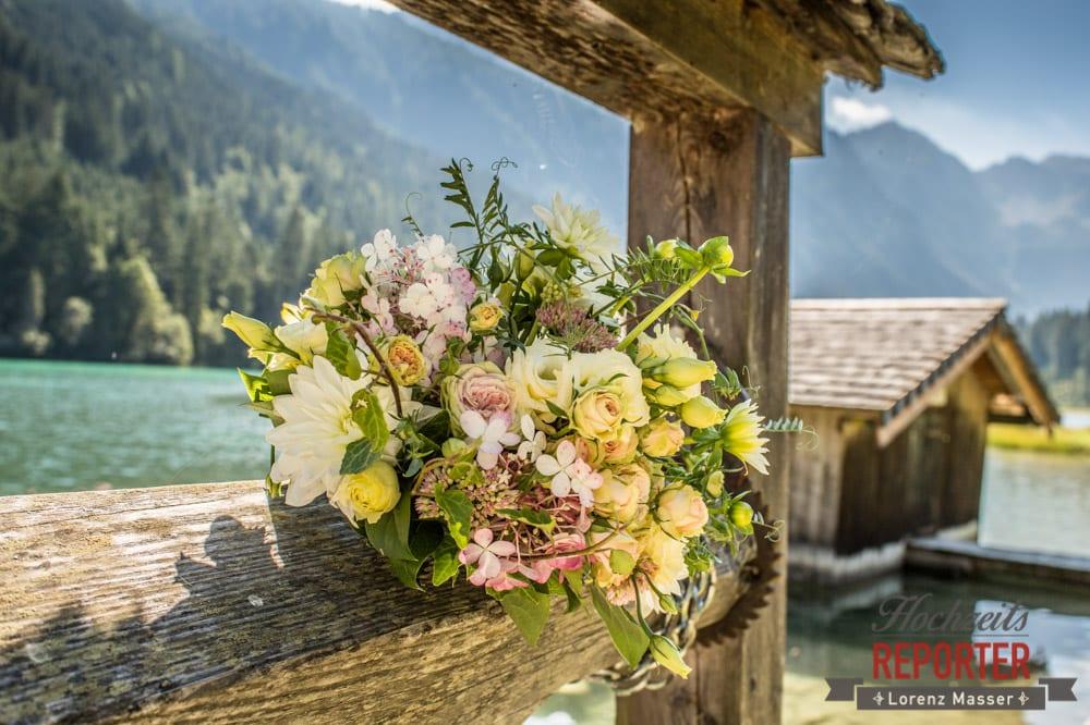 Brautstrauß, Detailfotografie, Hochzeit, Hochzeitsfotograf, Wagrain, Land Salzburg, Lorenz Masser