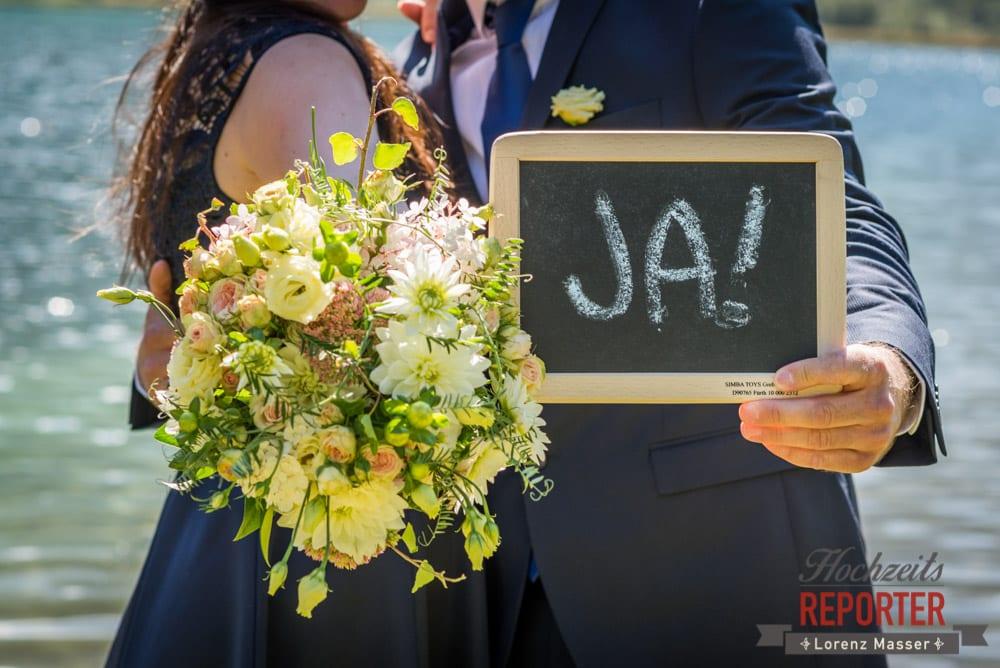 Ja ich will, Brautpaar, Hochzeit, Hochzeitsfotograf, Wagrain, Land Salzburg, Lorenz Masser