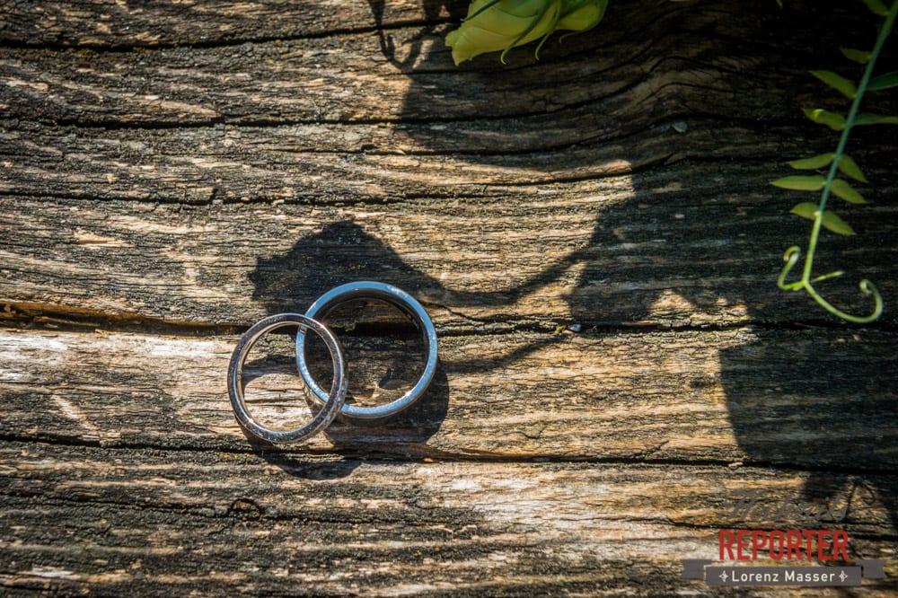 Detailfotografie mit Ringen, Hochzeit, Hochzeitsfotograf, Wagrain, Land Salzburg, Lorenz Masser