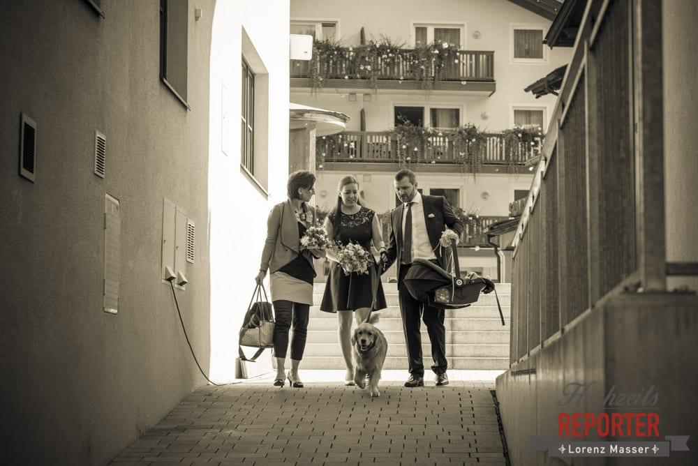 Standesamt Wagrain, Hochzeit, Fotograf, Hochzeitsfotograf, Wagrain, Land Salzburg, Lorenz Masser