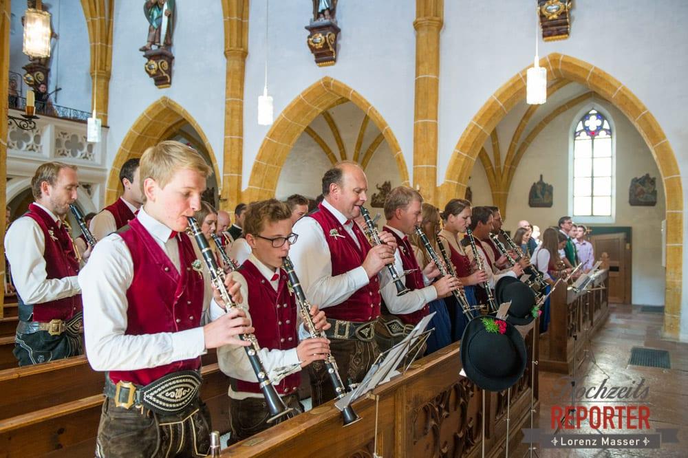 Musik bei Hochzeit, Trachtenkapelle spielt bei Hochzeit, Hochzeit, Hochzeitsfotograf, Altenmarkt, Land Salzburg, Lorenz Masser