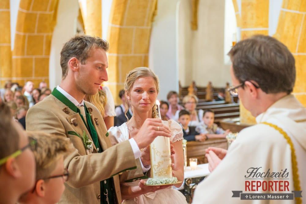 Hochzeitskerze, Hochzeit, Hochzeitsfotograf, Altenmarkt, Land Salzburg, Lorenz Masser