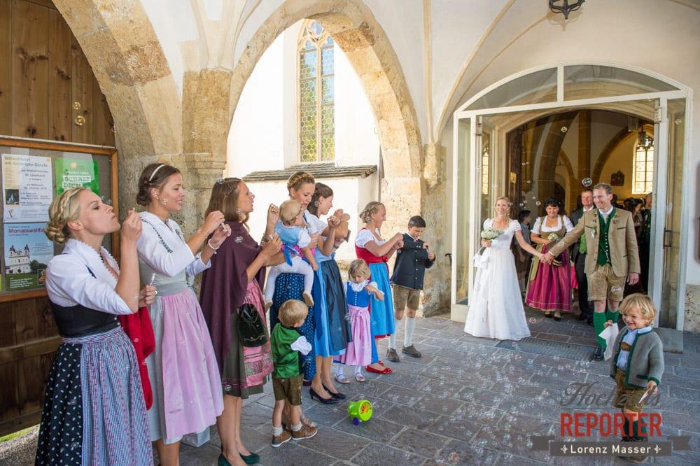 Nach der Trauung, Hochzeit, Hochzeitsfotograf, Altenmarkt, Land Salzburg, Lorenz Masser