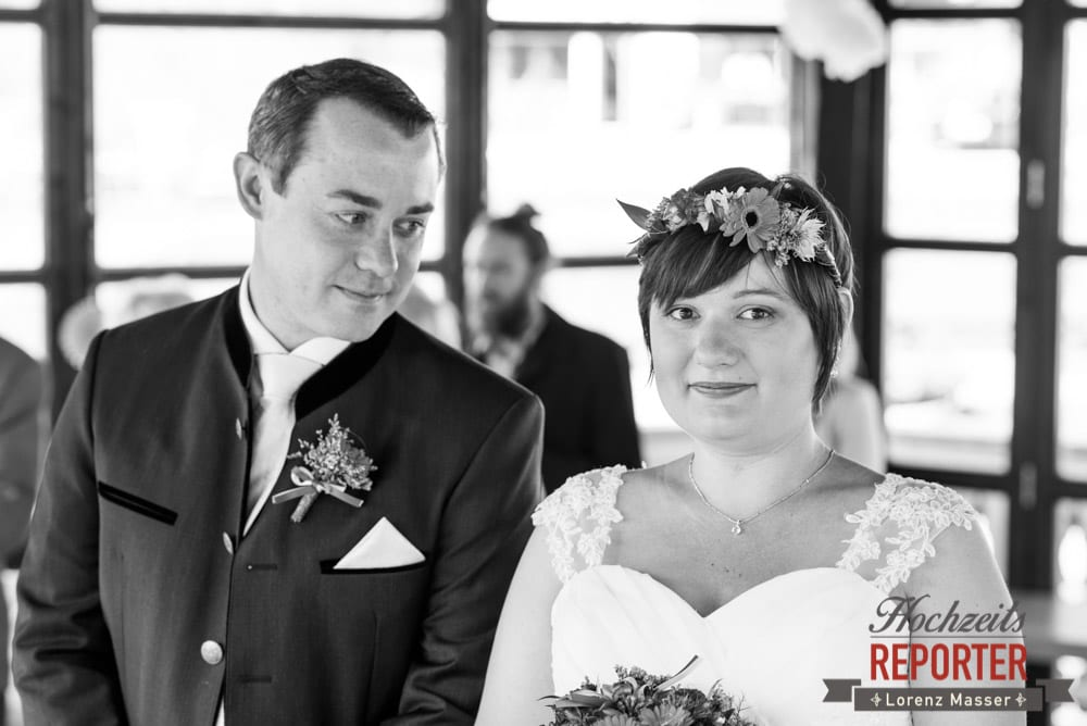 Brautpaar, Trauung, Ja-Wort, Fotograf, Hochzeitsfotograf, Fotoshooting, Steiermark, Grundlsee, Land Salzburg