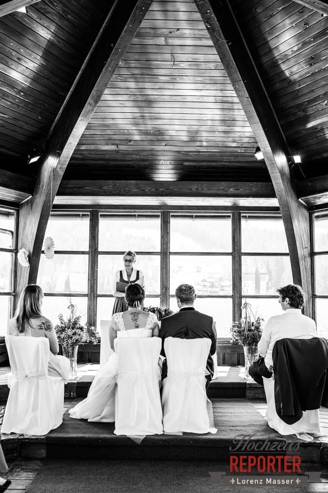 Trauung, das Ja-Wort sagen, Hochzeitstag, Fotograf, Hochzeitsfotograf, Fotoshooting, Steiermark, Grundlsee, Fotograf Land Salzburg