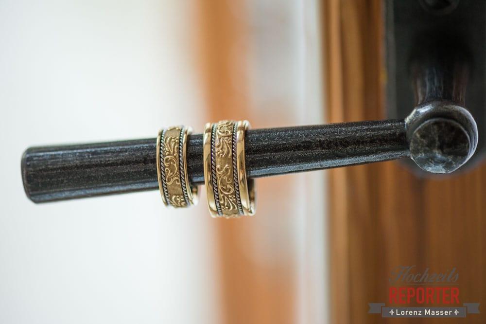 Silber Goldringe mit Muster, Hochzeit, Hallstatt, Hochzeit, Hochzeitsfotograf, Fotograf Land Salzburg, Lorenz Masser