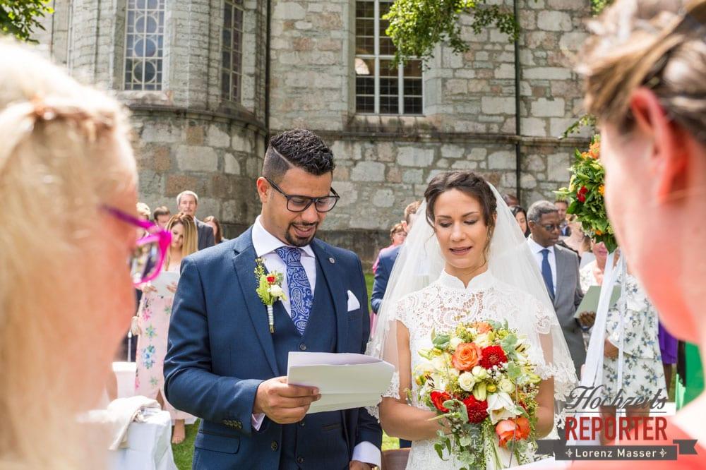 Trauung, Brautpaar, Lesen, Hochzeit, Hallstatt, Heritage Hotel, Hochzeit, Hochzeitsfotograf, Fotograf Land Salzburg, Lorenz Masser