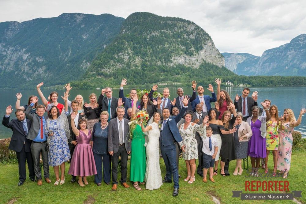 Hochzeitsgesellschaft, Heritage Hotel, Hochzeit, Wedding, Hochzeitsfotograf, Fotograf Land Salzburg, Lorenz Masser