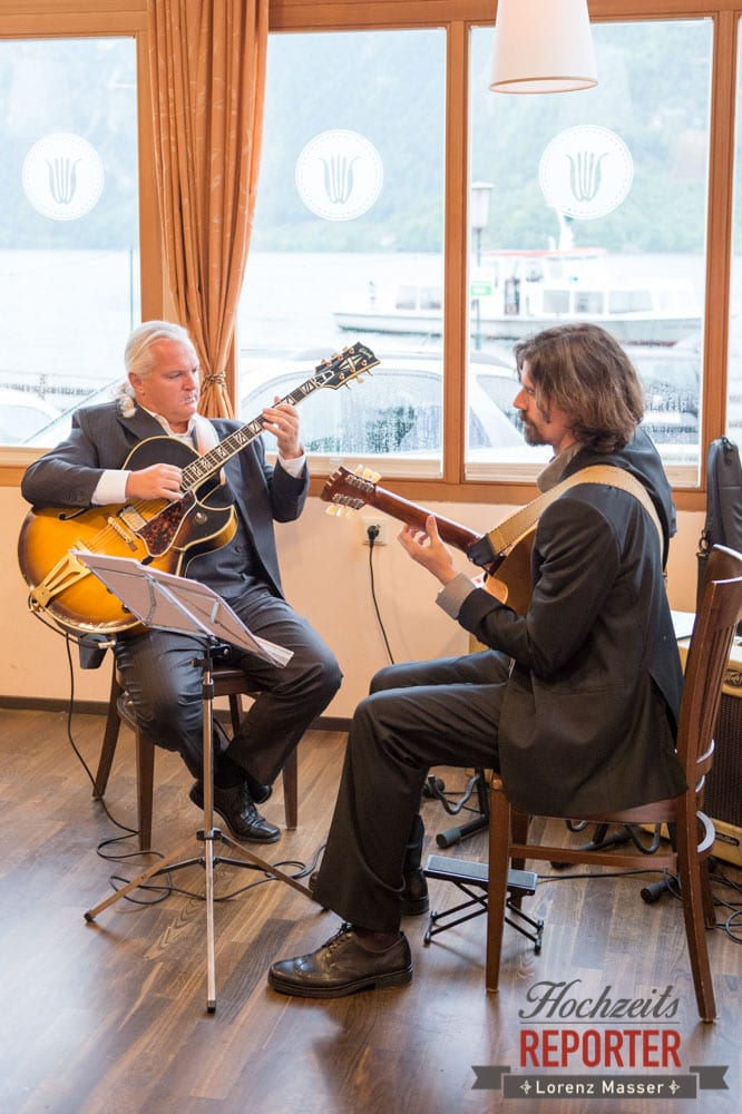 Gitarrist bei Hochzeit, Heritage Hotel, Hochzeit, Wedding, Hochzeitsfotograf, Fotograf Land Salzburg, Lorenz Masser