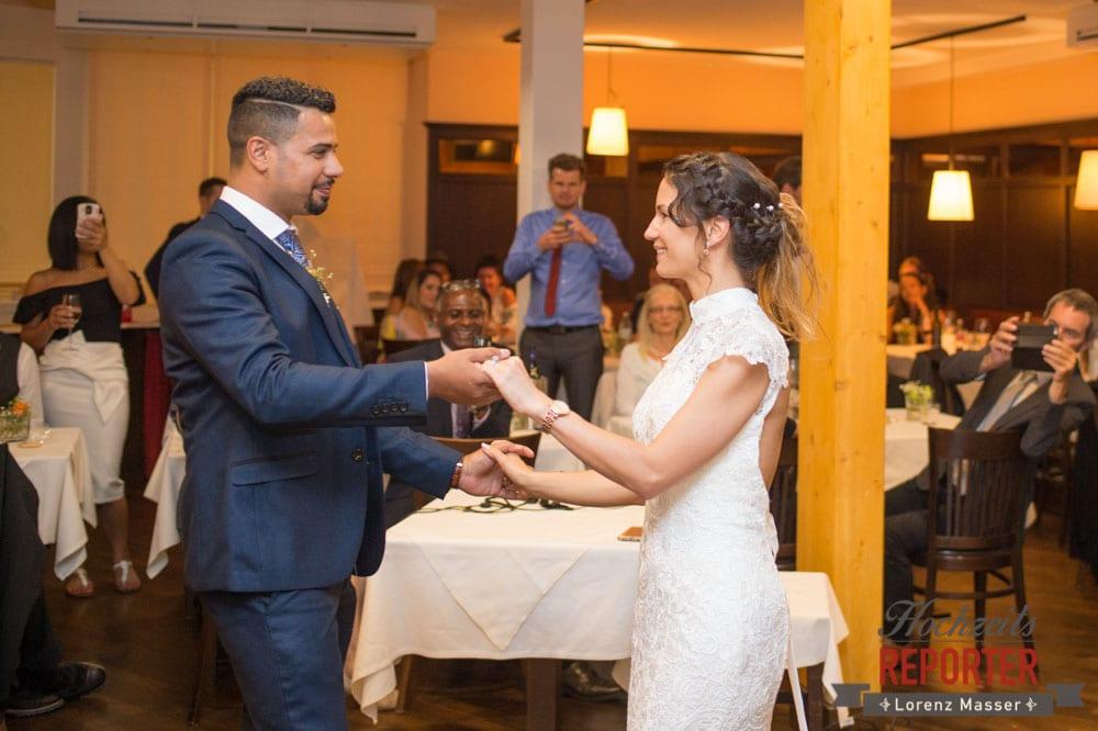 Eröffnungstanz, Heritage Hotel, Hochzeit, Wedding, Hochzeitsfotograf, Fotograf Land Salzburg, Lorenz Masser